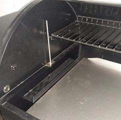 BBQ grills temperature s