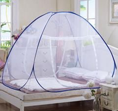Mongolian yurts mosquito nets Free-of-installation