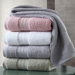 150*80cm 100% Pakistan Cotton Bath Towel