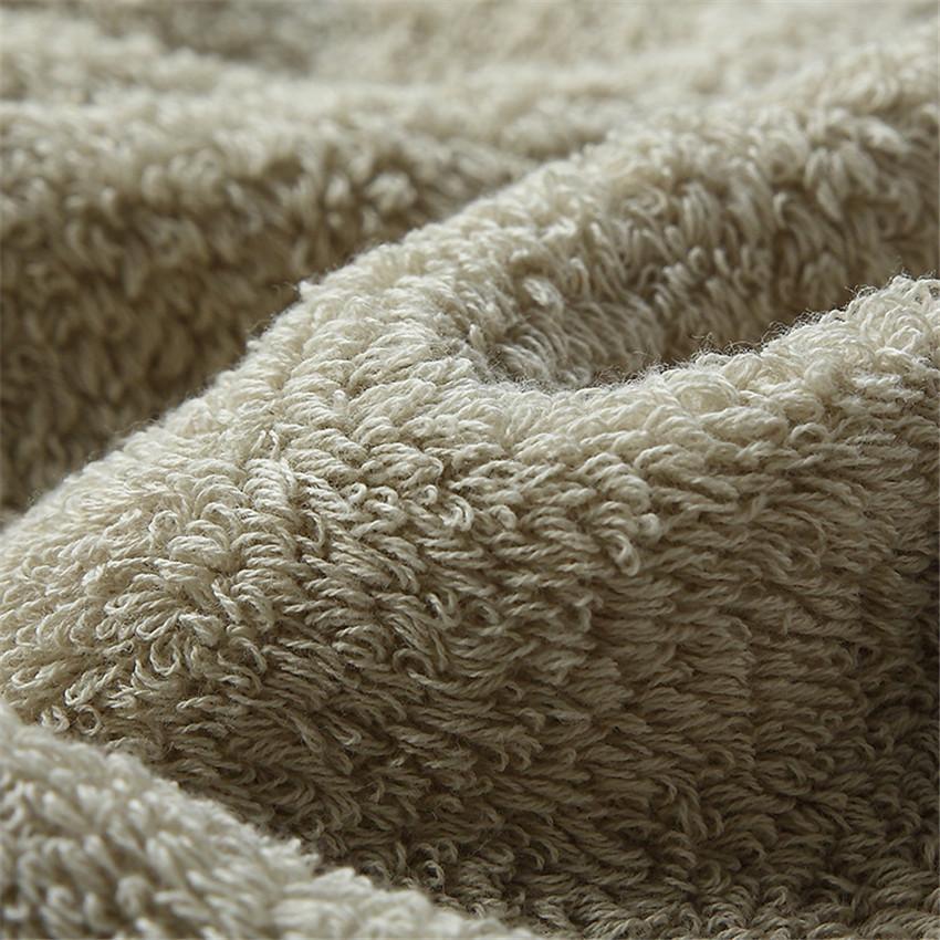 150*80cm 100% Pakistan Cotton Bath Towel  4