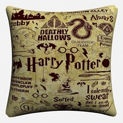 Decorative Harry Style Cushion Cover