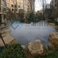 河北社區綠化水系造景噴霧設備