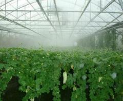 山東蔬菜大棚自動噴霧設備