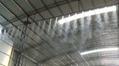 大同料場車間工廠高壓噴霧降塵噴
