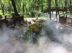 河南果园喷雾机视频