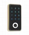 Electronic Fingerprint Locker Lock
