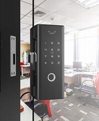 Fingerprint Sliding Glass Door Lock YFG-200