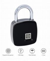 Fingerprint Pad Lock P3