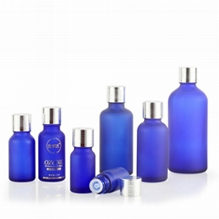 Fashionable Design Manufacturer Bottles 15Ml Colored Essential Oil Bottle