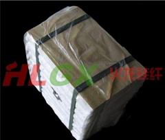 耐火隔热硅酸铝材料 标准陶瓷纤维折叠块