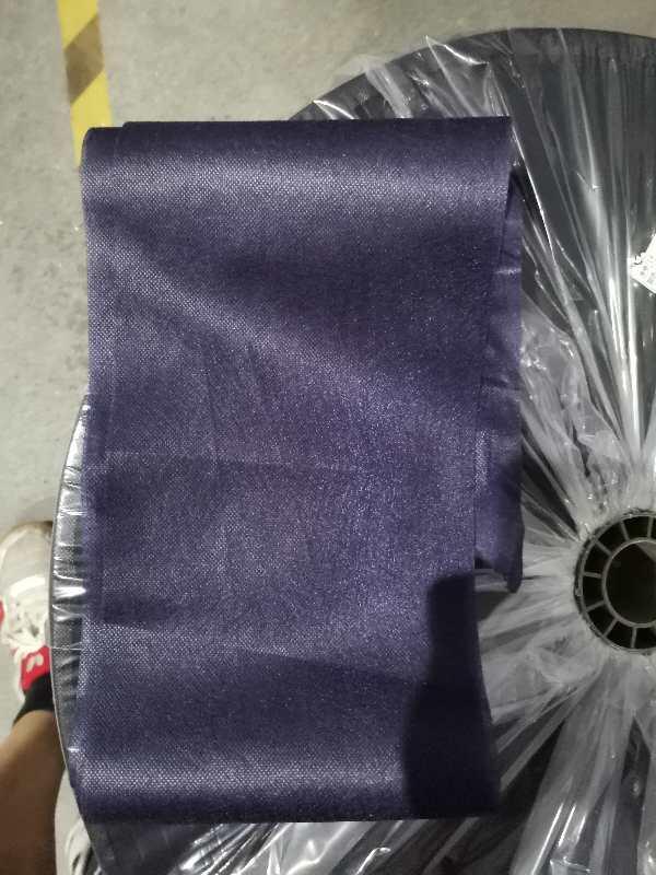 福建廠家現貨口罩用彩色無紡布 純色無紡布  4