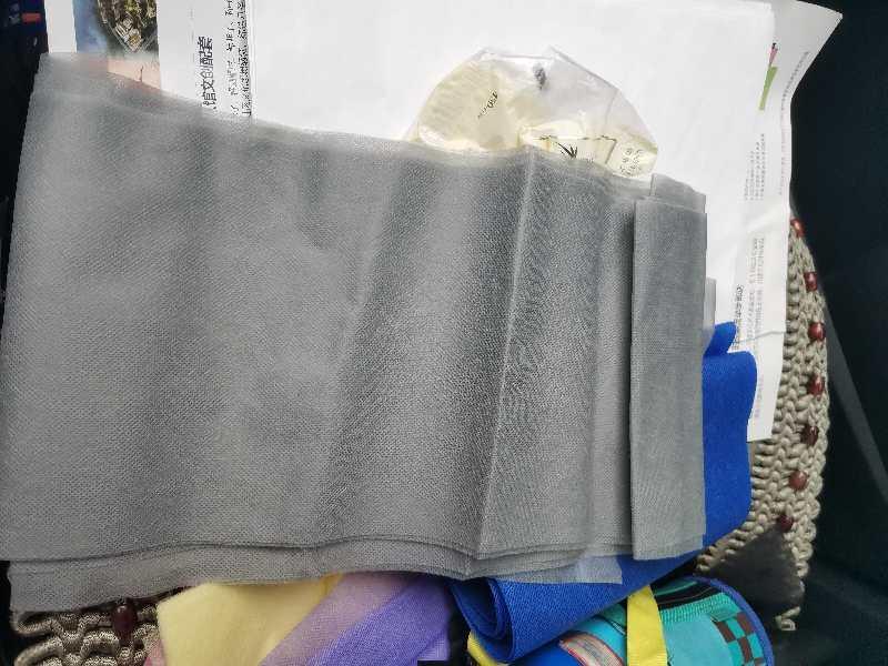 福建廠家現貨口罩用彩色無紡布 純色無紡布  5