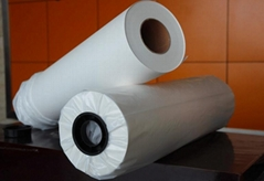 Fast dry 50gsm-120gsm sublimation paper for digital fabric printing