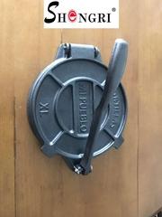 Tortilla Press Cast Iron Cookware Pre-seasomed