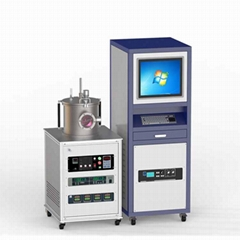 one-target RF magnetron sputtering PVD coating for insulant