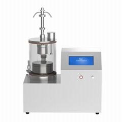 mini DC magnetron sputtering laboratory vacuum PVD coating machine