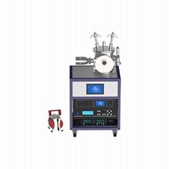 desktop type 2-target RF DC magnetron co-sputtering lab machine
