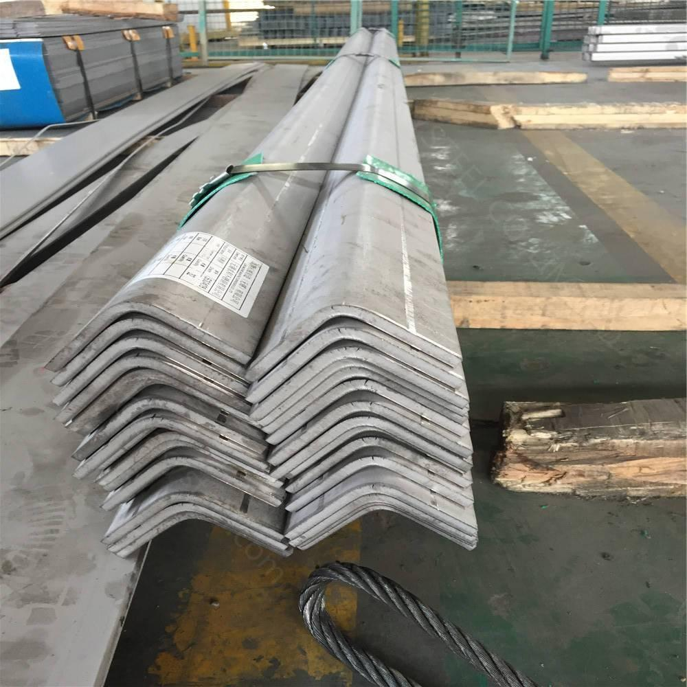 Stainless Steel Angle Bar 3