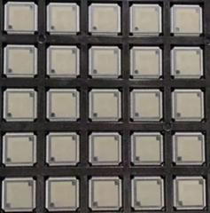 IC芯片打磨喷油刻字编带激光打字