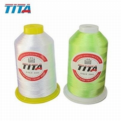 Polyester Embroidery Thread 120d/2 3000-5000 Meters for Backpack