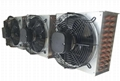 Wholesale sale of mini fin type air conditioner condenser water cooled condenser