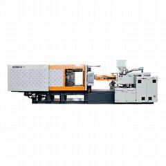 低价出售德雄卧式液压伺服注塑机全新节能省电400T果筐注塑机