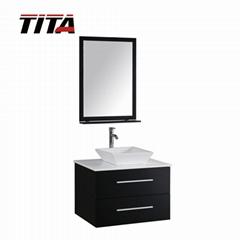 Modern Floor-Mounted Bathroom Vanity T9152-24E