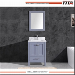 Nordic Style Bathroom Cabinet T9199-30G