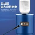 新款可吸氫氣富氫水杯電解高濃度制氫發生器氫氧分離水素水杯廠家 8
