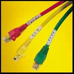 通讯机房网络线缆标签