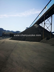 Low Phosphorus Semi Coke 6-18mm