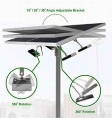 10000LM 120W Solar LED street light  Astro
