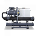 Industry Water chilling equipment 50RT water cooled water chiller 2