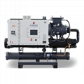 Industry Water chilling equipment 50RT water cooled water chiller 3
