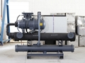 Industry Water chilling equipment 50RT water cooled water chiller 4
