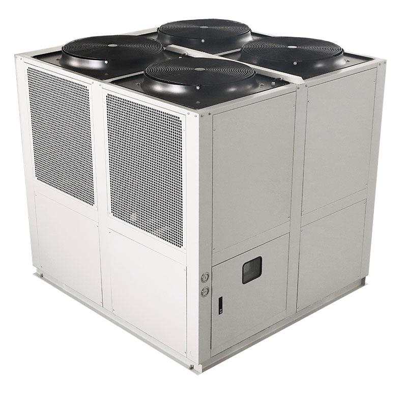 Diary Product 500 ltr Milk Chiller Air Cooled Chilling System Machine  3