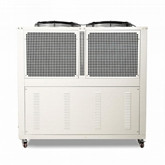 Mold Cooling Machine Cold Water Chiller 10 HP Cooling Water System