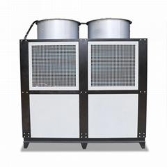 Box Portable Water Cooler Machine Air Cooled Chiller for Aquarium