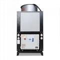 Box Portable Water Cooler Machine Air Cooled Chiller for Aquarium 2