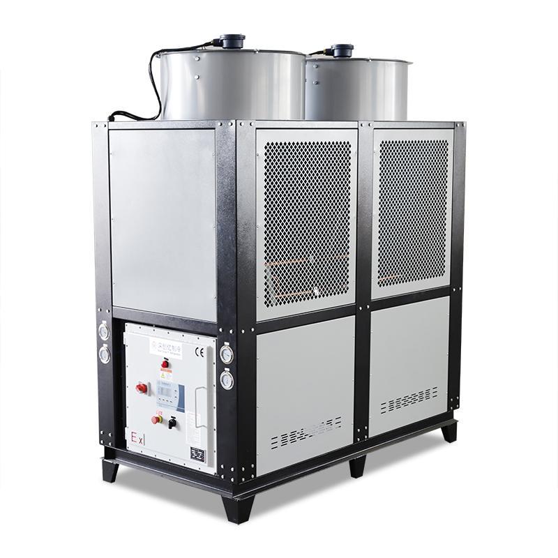 Box Portable Water Cooler Machine Air Cooled Chiller for Aquarium 4