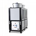 Box Portable Water Cooler Machine Air Cooled Chiller for Aquarium 5