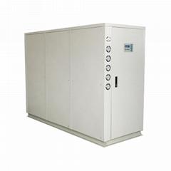 Industrial Chiller 380V Water Cooler Water Cooled Chiller Standing Chiller