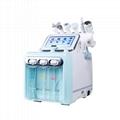 韩国二代氢氧小气泡超微清洁仪注氧仪多功能吸黑头补水综合美容仪 5