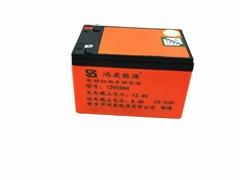 12V32AH锂电池组,迷你式扫地机,吸尘器用,新乡鸿晟能源锂电池厂家