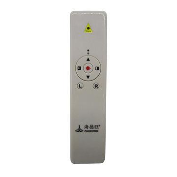 wireless presenter with laser pointer 1