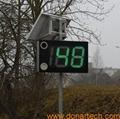 radar speed sig