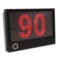 solar power radar speed sign