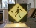 Traffic led sign 2
