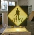 Traffic led sign 3