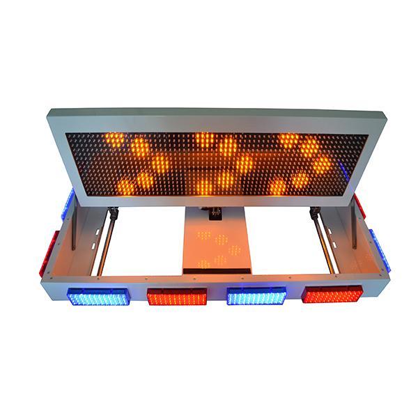 車載LED高速養護顯示屏 4